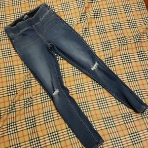 Old Navy Jeans - Old Navy size 6 Rockstar jeggings